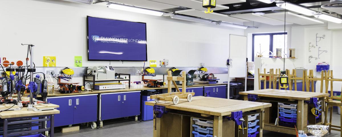 Classroom Design Uk ~ Laboratory technology new build refurbishment dulwich